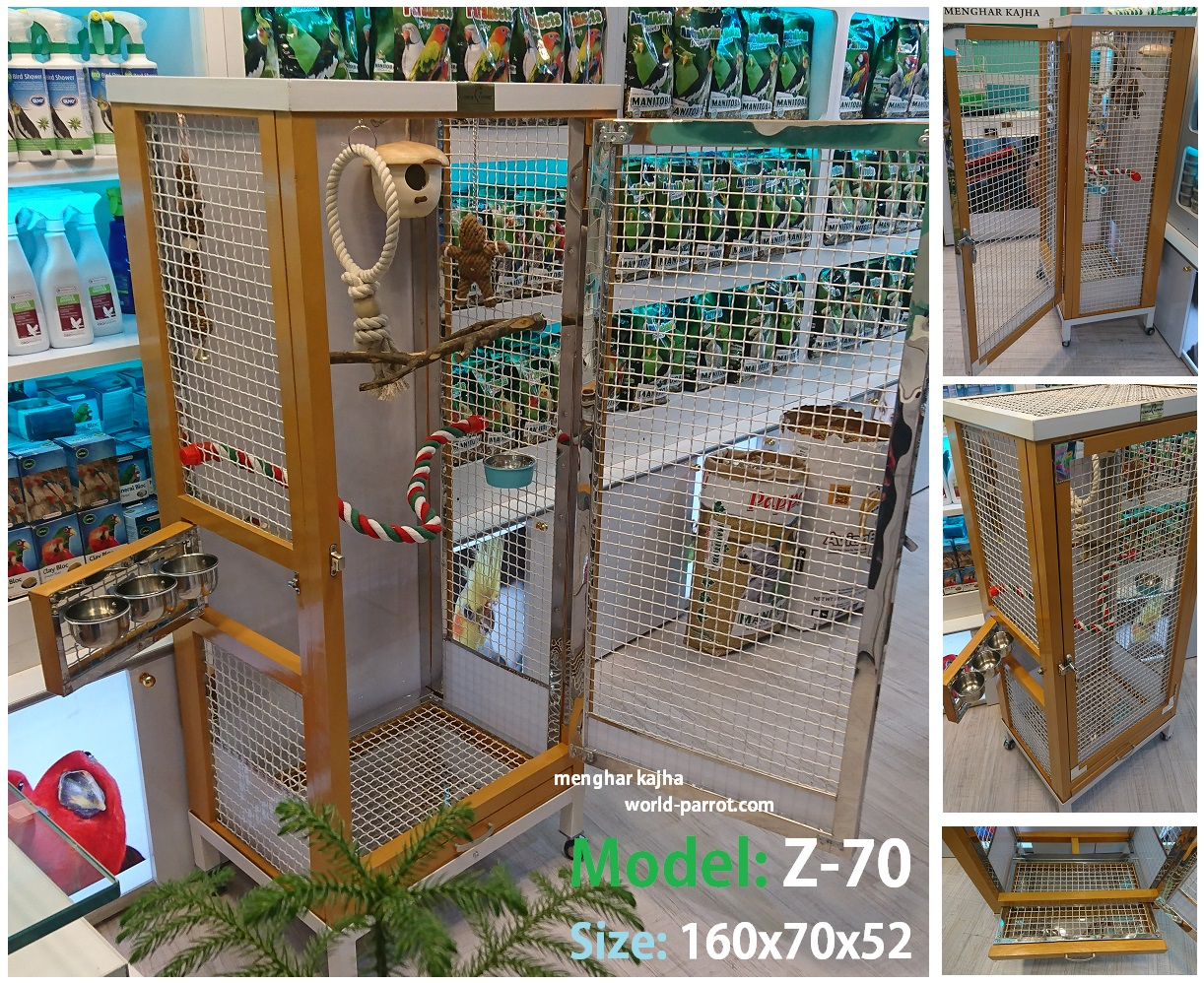 decorative-parrot-bird-cages-z-70-z70